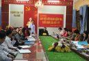 Sở Y tế kiểm tra cuối năm tại Trung tâm Y tế huyện Ba Chẽ