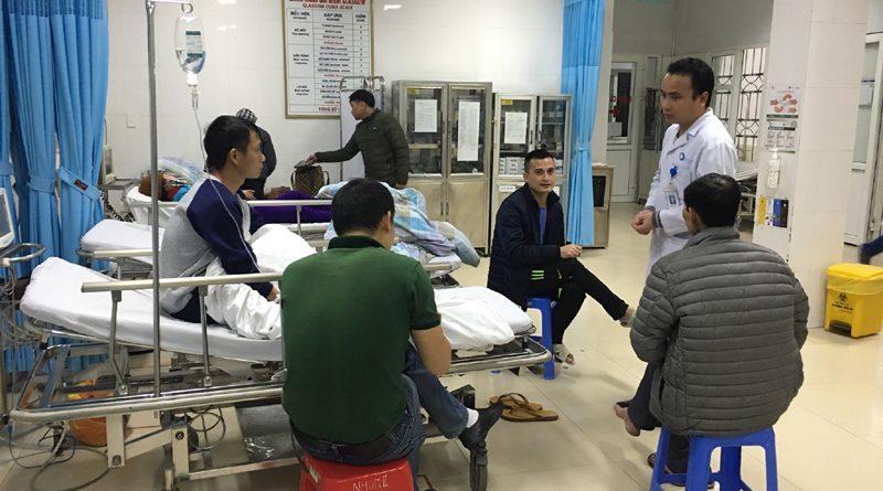 Những ca trực đêm ở bệnh viện…