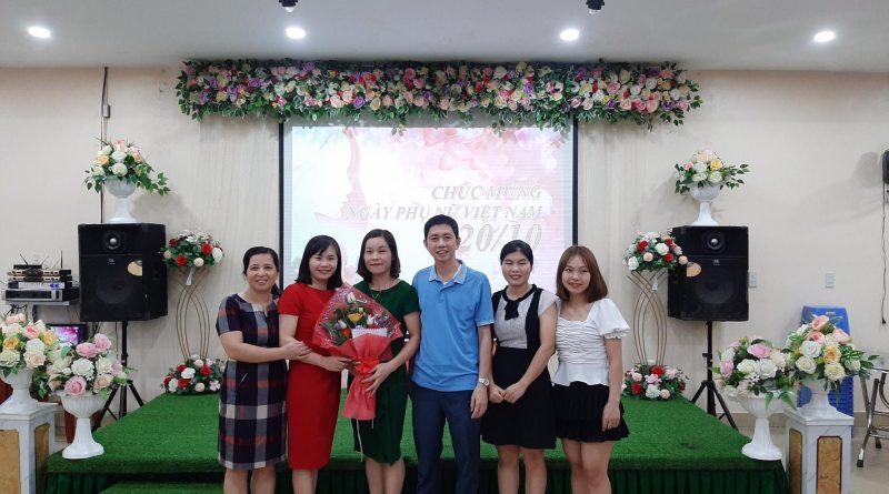 Trung tâm Y tế Ba Chẽ: Sôi nổi các hoạt động Kỷ niệm 90 năm ngày Thành lập Hội liên hiệp Phụ nữ Việt Nam 20/10
