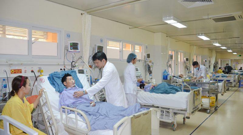 Chuyển Bệnh viện Việt Nam – Thụy Điển Uông Bí về UBND tỉnh Quảng Ninh quản lý