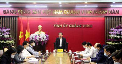 Quảng Ninh: Tạm dừng một số hoạt động từ 12h00 ngày 4/8 để giữ địa bàn an toàn
