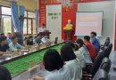 Đảng bộ Trung tâm Y tế huyện: Tổ chức Hội nghị nghiên cứu, học tập, quán triệt, tuyên truyền và triển khai thực hiện Nghị quyết Đại hội đại biểu toàn quốc lần thứ XIII của Đảng